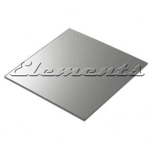 Sterling Silver Annealed Flat Sheet 0.3mm - 1mm